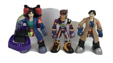 Rescue Heroes Fisher Prices Girls Lot of 3