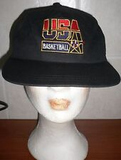 1992 Olympic Games Barcelona USA Olympic Basketball DREAM TEAM Hat Cap McDonalds