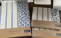 JOULES Sea Ditsy DUVET COVER + 2 matching PILLOWCASES - Double 200 x 200 cm