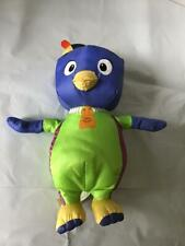 "Backyardigans ""Pablo"" Fisher Price Nylon 10"" Stuffed Animal water toy"