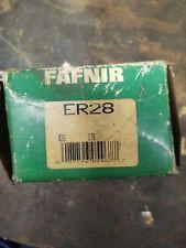 Fafnir ER28 ER-28 Insert Ball Bearing, NEW IN BOX!   C-2