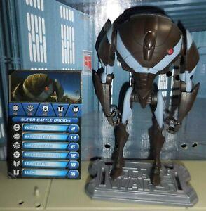 2010 STAR WARS BATTLE PACKS Clone Troopers/Droids SUPER BATTLE DROID 3.75 Figure