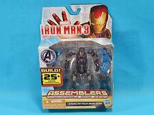 Iron Man 3 Assemblers Stealth Tech Iron Man #04 Marvel Avengers 2012