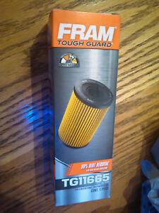 Engine Oil Filter-Tough Guard Fram TG11665