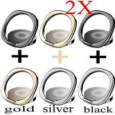 LOT 3X Baseus Universal 360° Finger Ring Stand Phone Holder Universal iPhone DA