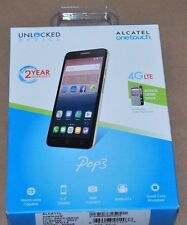 Alcatel OneTouch POP 3 Global Unlocked 4G LTE 5.5 HD Display 8GB Smartphone