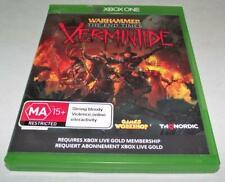 Warhammer The End Times Vermintide Microsoft Xbox One