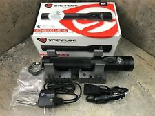 Streamlight Stinger DS LED HL Police Flashlight 75454 w/ AC/DC Charger 2 Holders