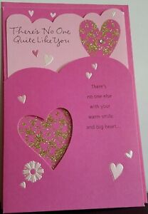 Valentine's Day Card- There's No One Quite Like You!, For Anyone by: American...
