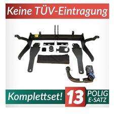 Kpl AHK Für Chevrolet Captiva ab 13 Anhängerkupplung starr+ES 7p uni