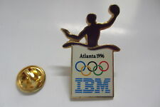 1996 Olympic Water Polo IBM Pin