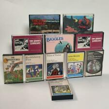 11 X Story Telling Audio Book Cassette Tapes