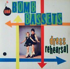 THE BOMB BASSETS - DRESS REHEARSAL - CD, 1995