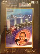 Hits of Mohammed Rafi, DVD, Bollywood Ent, Hindu Language, New