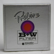 B+W Schnieder 58mm 58ES 010 (2C) UV-Haze Coated Camera Filter NEW IN BOX