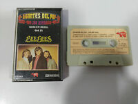 THE BEE GEES GRANDES DEL POP CASSETTE TAPE CINTA SPANISH EDITION 1981 RSO PAPER