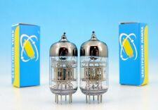 6N2P-Ev / 6�2П-ЕВ 70's HiFi Audio Matched Pair Especially Stable Military Tubes