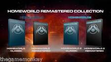 HOMEWORLD REMASTERED COLLECTION [PC/Mac] STEAM key