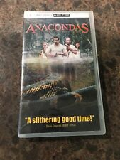 Anacondas - The Hunt for the Blood Orchid [UMD for PSP], Acceptable DVD