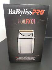 Babyliss Pro Foil FXO1 Cordless Shaver
