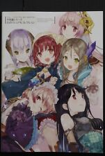 JAPAN Atelier Sophie,Firis,Lydie & Suelle The Alchemists and Mysterious Worlds