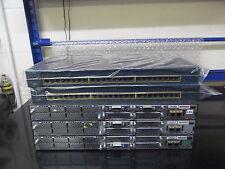Cisco CCNA CCNP LAB STARTER KIT 3 x 2811 + 2 x ws-c2950-24 + CAVI