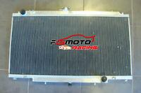 3 ROW Aluminum Radiator for Nissan GU PATROL Y61 PETROL 4.5L TB45E 6 Cyl 97- MT