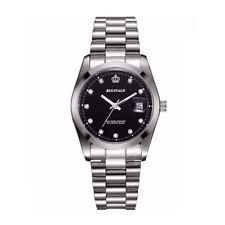 Ladies Womans Homage Reginald Watch Silver Black Smart Watches Present Women