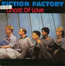 Vinyl Single : Fiction Factory - Ghost of love / The other side of grey