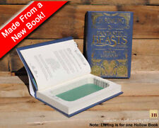 Hollow Book Safe - Fantastic Beasts and Where to Find Them - Book Safe