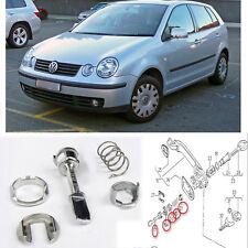 VW POLO 9N Serrure Kit réparation cylindre avant gauche & DROITE 6k483722