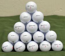 100 Taylormade Distance + 4A White Golf Balls