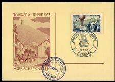 1955, France, 1043, FDC - 1597838