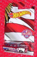 Hot Wheels STARS & STRIPES 8 Crate  DLV23-D910  STARS AND STRIPES