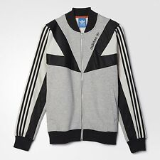 ADIDAS ORIGINALS BASKETBALL TRACK TOP JACKET SWEATER MEN'S SIZE M MEDIUM AJ7882