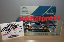 1/43 SIGNED 2005 FORD BA FALCON MARK WINTERBOTTOM LMS LARKHAM ORRCON RACING