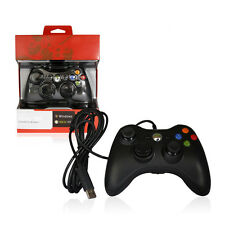 Xbox 360 Wired Controller Remote Joystick Gamepad for PC & XBOX 360 ★Warranty★
