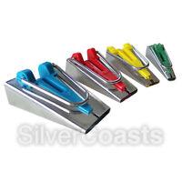 Bias Tape Maker Kit 6mm 12mm 18mm 25mm Wide - Bias Binding Tool / Guide Strip