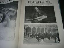 1910 NIOBIDE MILANO ROMA CONCERTO PEROSI NAPOLI COMETA MOSTRA PREVIATI A MILANO