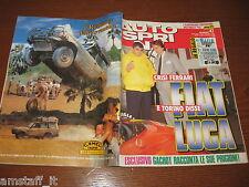AUTOSPRINT 1991/47=LUCA MONTEZEMOLO=HONDA CMC=RALLY SPAGNA=