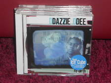 DAZZIE DEE - RE-BIRT-feat.ICE CUBE & COOLIO - NUOVO 1996