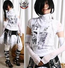 Visual Kei/Jrock/Punk/Goth ANGELIC TOP+WRAP+Glove SM$54