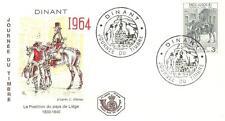 FDC 1284 - DAG VAN DE POSTZEGEL - Dinant