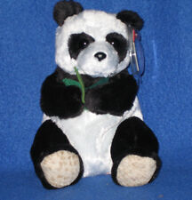 TY LI MEI the PANDA BEANIE BABY - TY EXCLUSIVE WWF - MINT with MINT TAG
