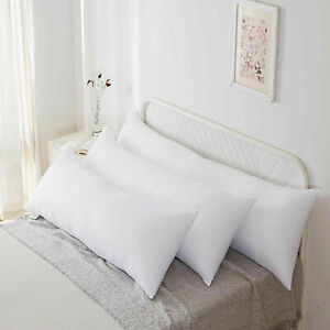 Super Soft Long Orthopaedic Bolster Pillow, Pregnancy Support Cushion All Sizes