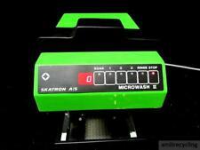 "Skatron Microwash II Model 12000 Laboratory Microplate Washer ""Must See"" !$"