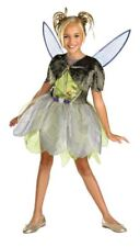 Disney Fairies Tinkerbell Deluxe Child Costume Large 10-12 - 50433