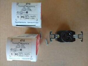 NIB 4710 twist lock receptacle L5 15 R (lot of 10)