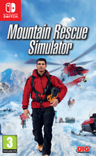 Mountain Rescue Simulator Switch Neuf sous blister