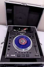 Numark V7 Motorized Turntable DJ Controller Deck Vinyl Slipmat Road Case FAST